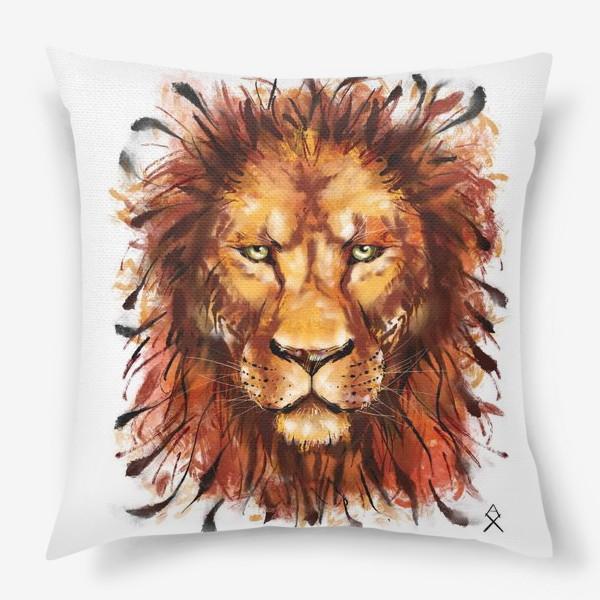 Подушка «Лев »
