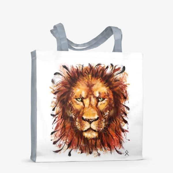 Сумка-шоппер «Лев »