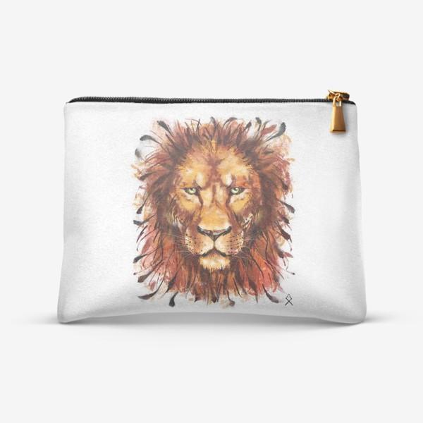 Косметичка «Лев »