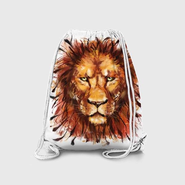 Рюкзак «Лев »