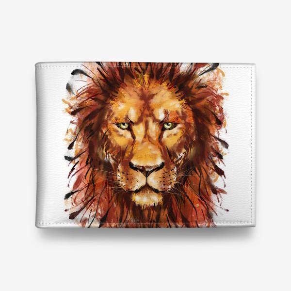 Кошелек «Лев »