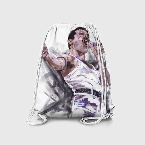 Рюкзак «портрет Фредди Меркьюри»