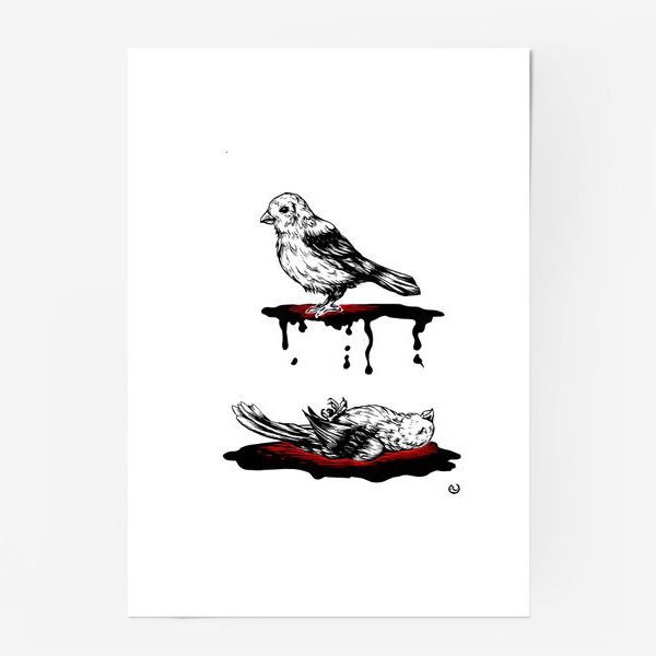 Постер «Birdz»
