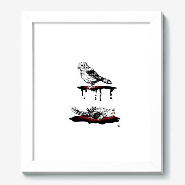 Картина «Birdz»