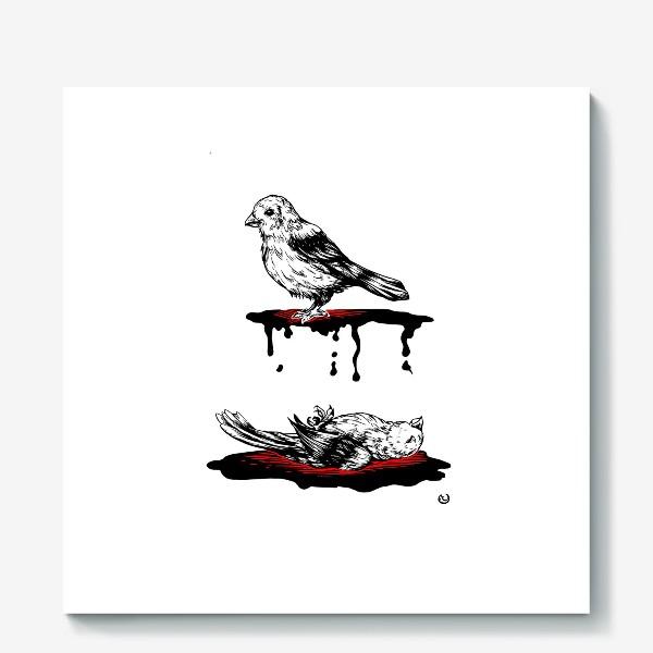 Холст «Birdz»