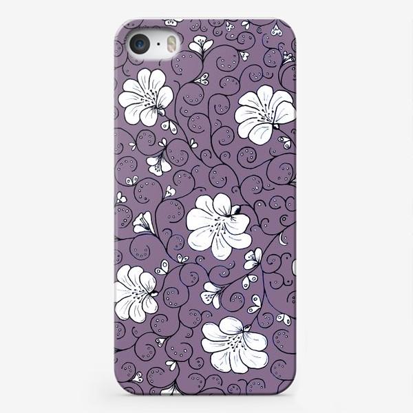 Чехол iPhone «Колокольчики. Арт 4»