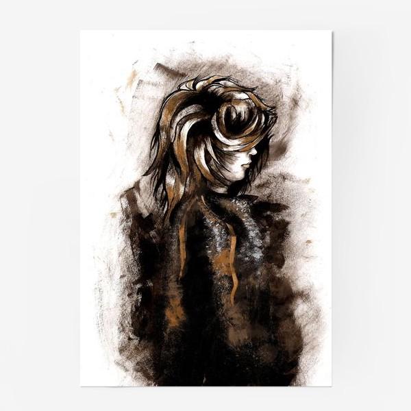 Постер «Faceless»
