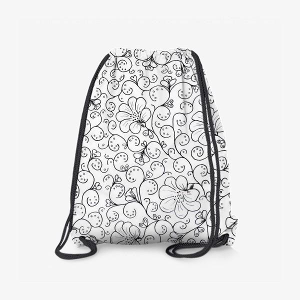 Рюкзак «Колокольчики. Арт 1»