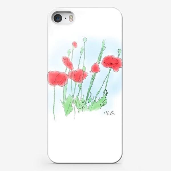 Чехол iPhone «Любимые Маки»