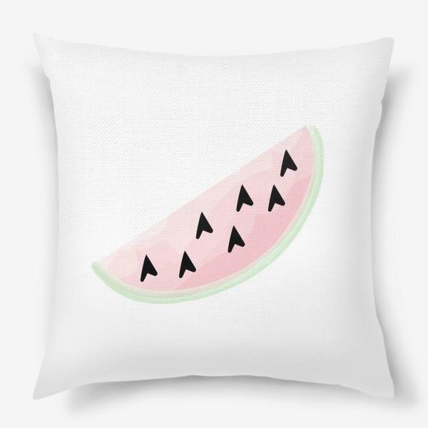Подушка «watermelon»