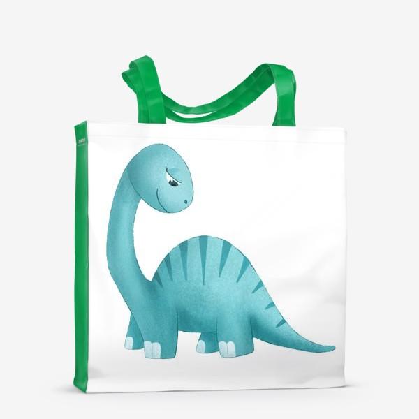 Сумка-шоппер «Динозавр»