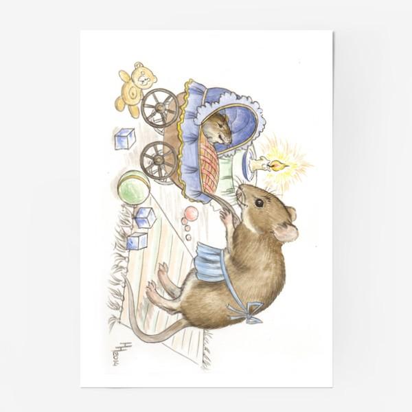 Постер «Мама мышь»