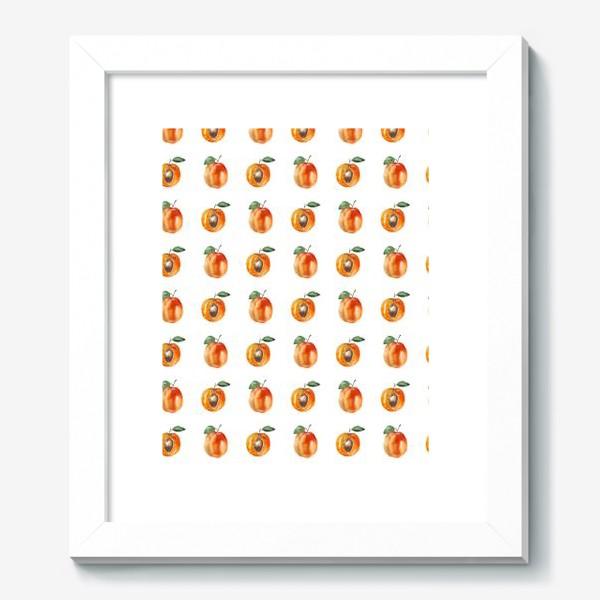 Картина «Сладкие абрикосы паттерн»