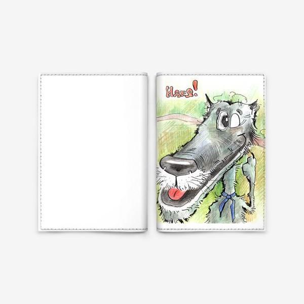 Обложка для паспорта «Идея!»