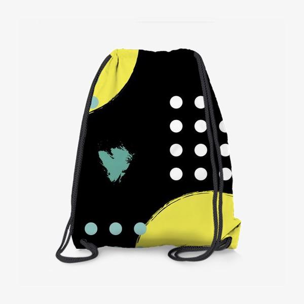 Рюкзак «abstract»