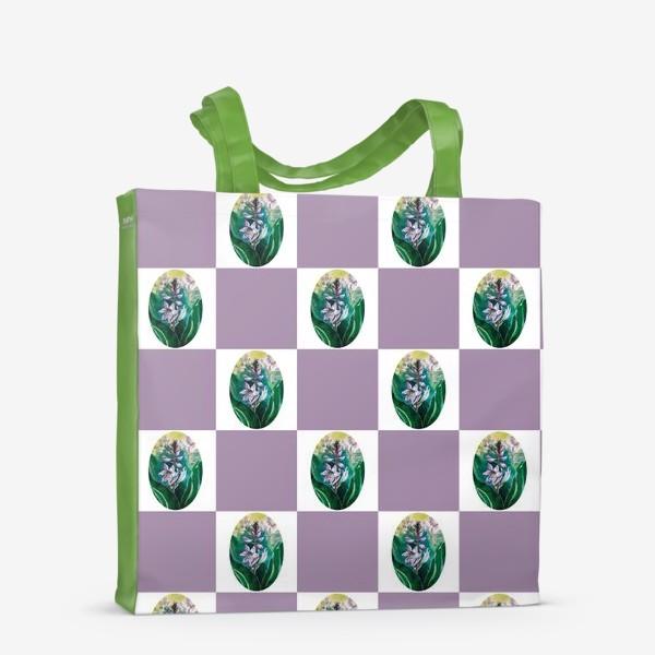 Сумка-шоппер «хоста»