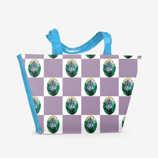Пляжная сумка «хоста»