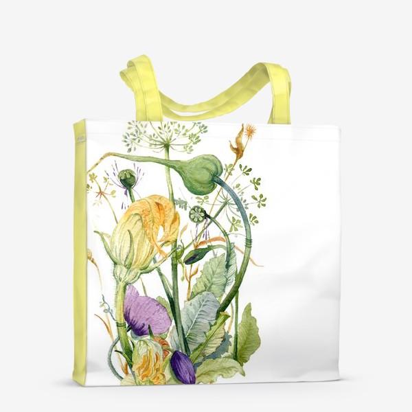 Сумка-шоппер «Огород»
