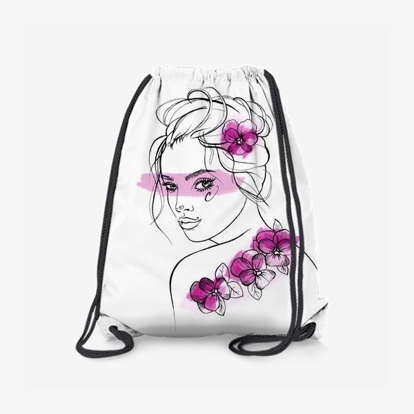 Рюкзак «Анютины глазки»