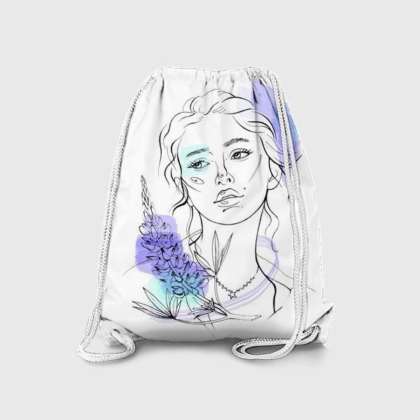 Рюкзак «Мисс Люпин»