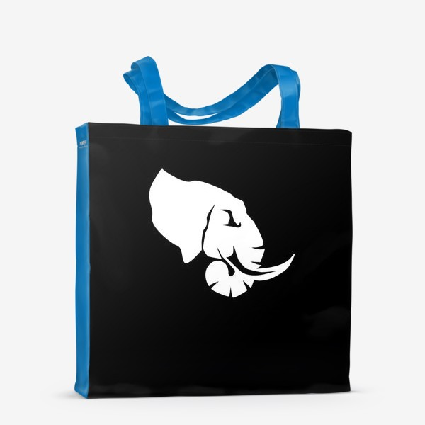 Сумка-шоппер «Белый слон»