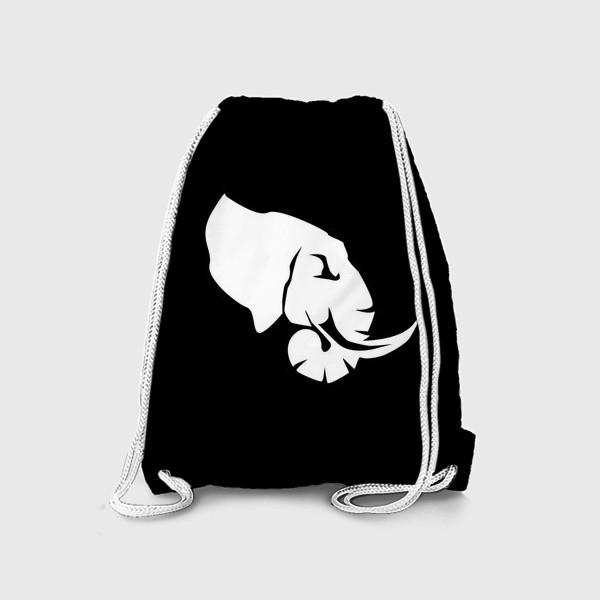 Рюкзак «Белый слон»
