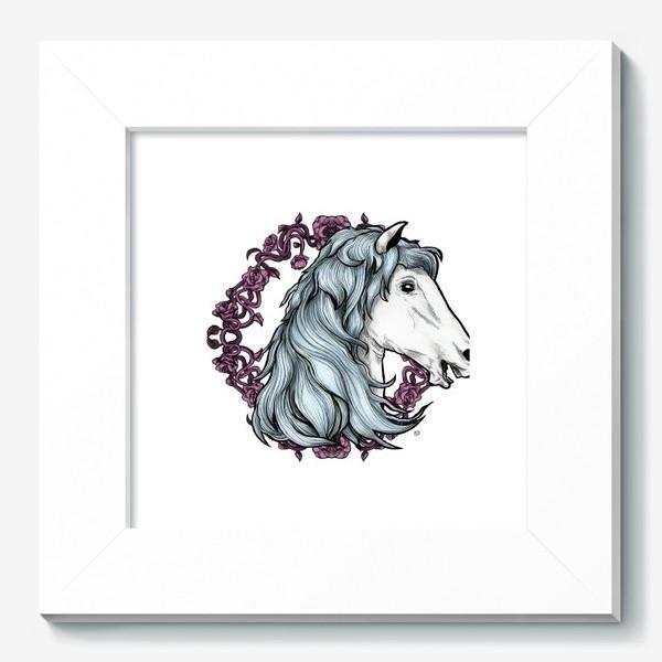 Картина «The Horse»