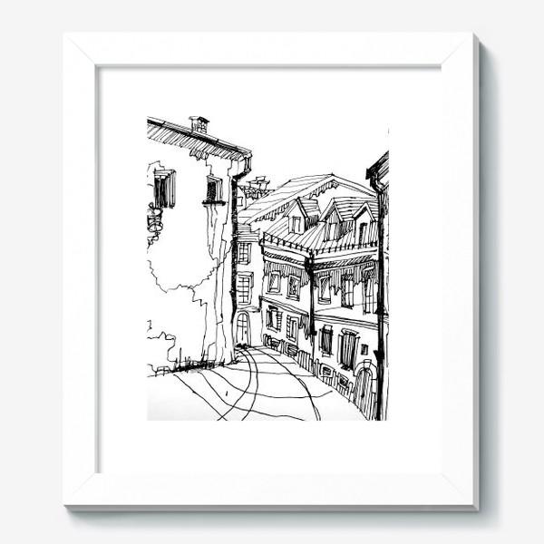 Картина «street»