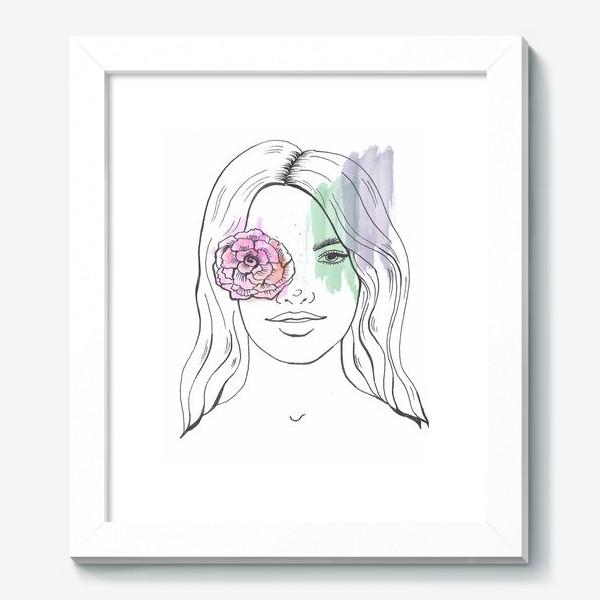 Картина «Мисс Нежность»