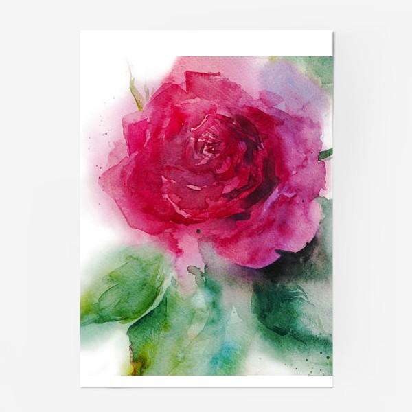 Постер «Поэма о розе»