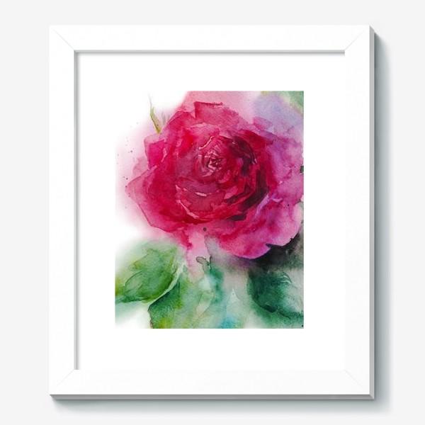 Картина «Поэма о розе»