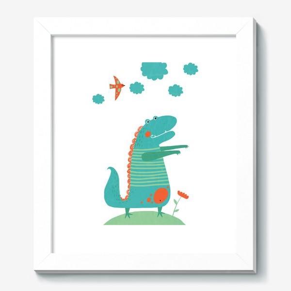 Картина «Для детской. Дракоша»