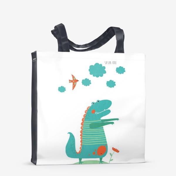 Сумка-шоппер «Для детской. Дракоша»