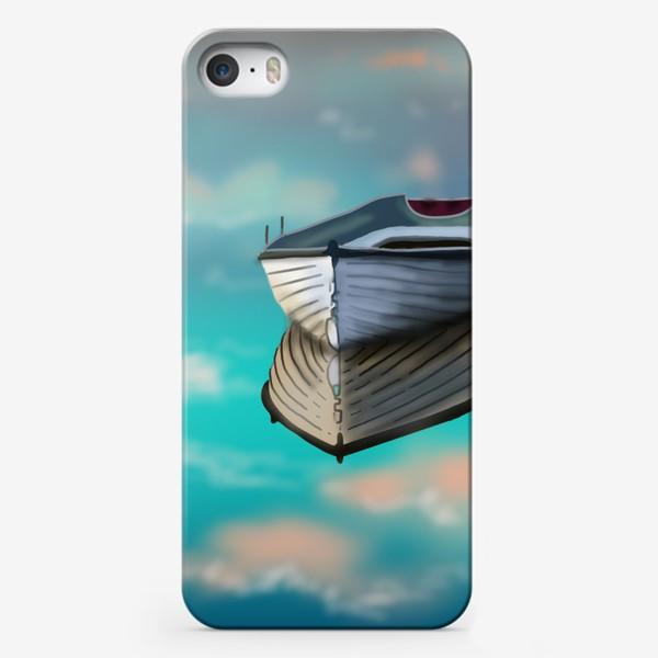 Чехол iPhone «Лодочка»