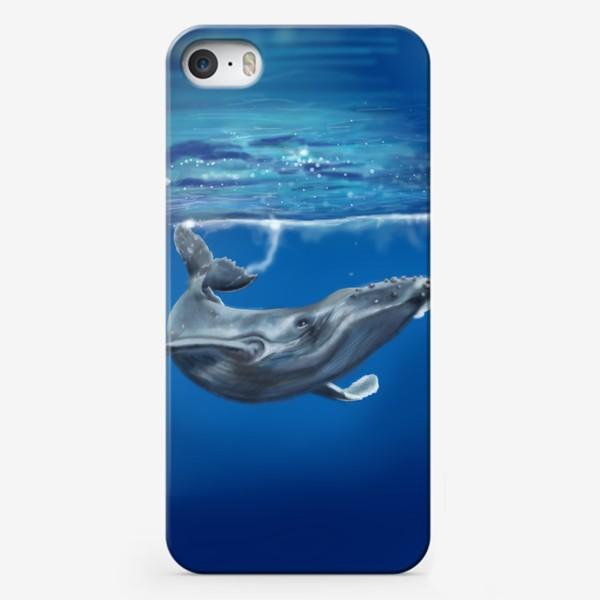 Чехол iPhone «Кит»