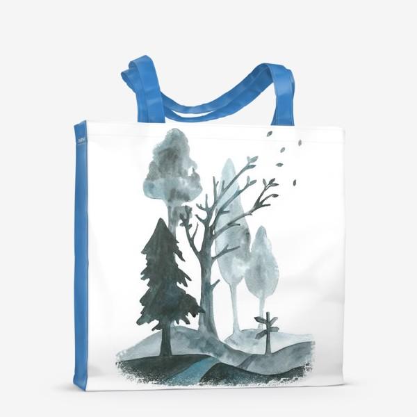 Сумка-шоппер «Дорогами осени»