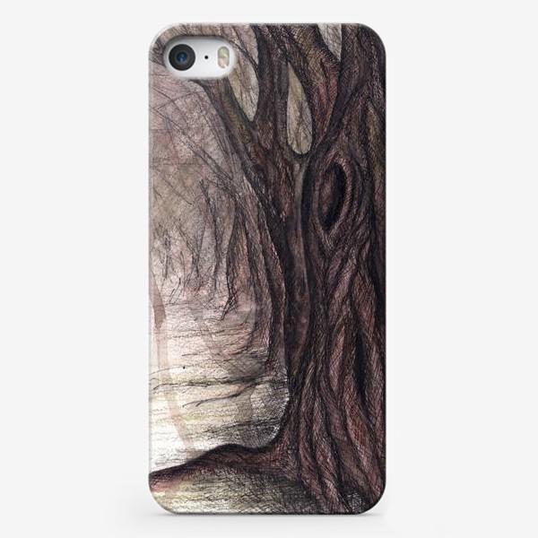 Чехол iPhone «Таинственный сад»