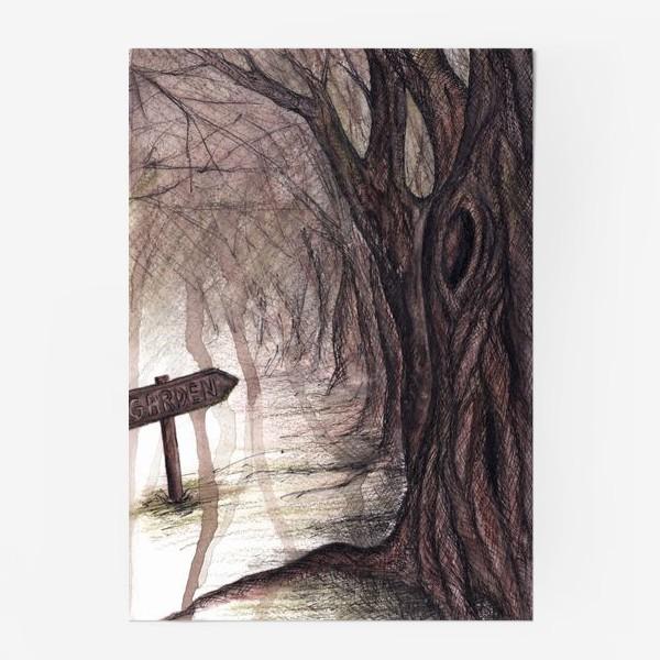 Постер «Таинственный сад»