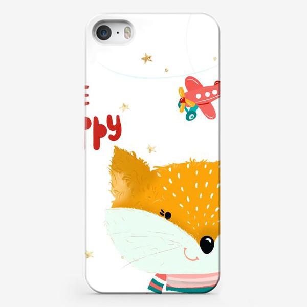 Чехол iPhone «Лисенок»