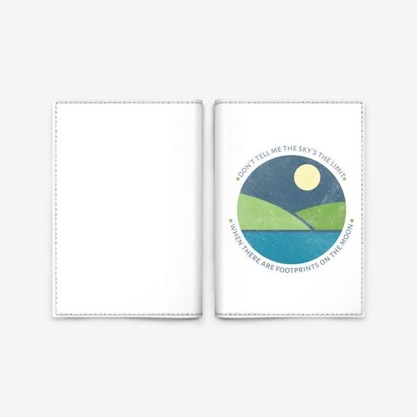 Обложка для паспорта ««Don