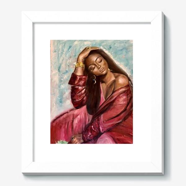Картина «Девушка»