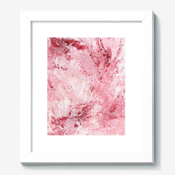 Картина «Нежность в розовом. Цвети!»
