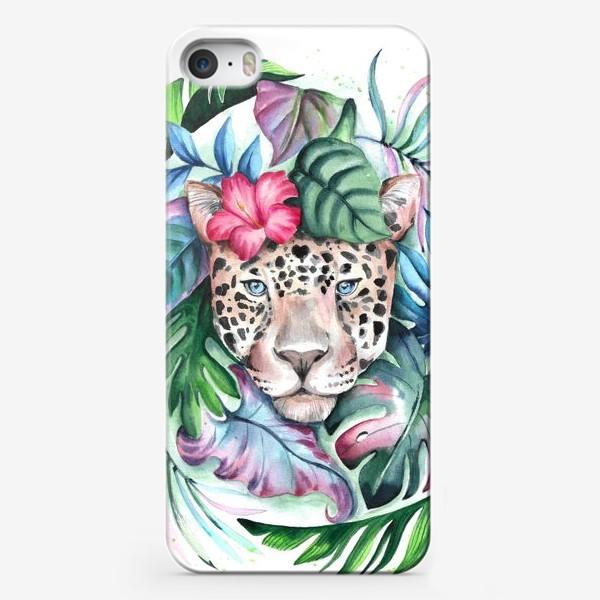 Чехол iPhone «Джунгли зовут»
