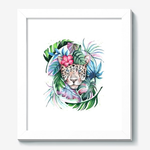 Картина «Джунгли зовут»