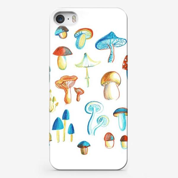 Чехол iPhone «Грибной урожай»