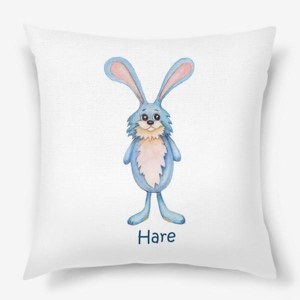 Подушка «Заяц»