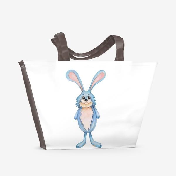 Пляжная сумка «Заяц»