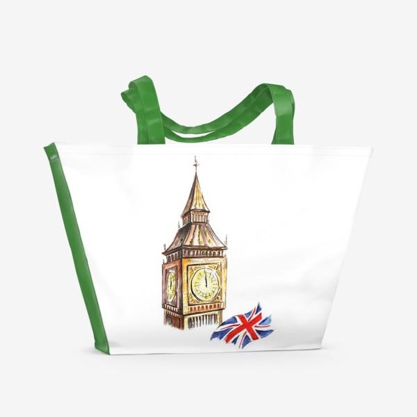 Пляжная сумка «Англия»