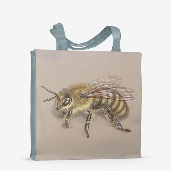 Сумка-шоппер «Пчела»