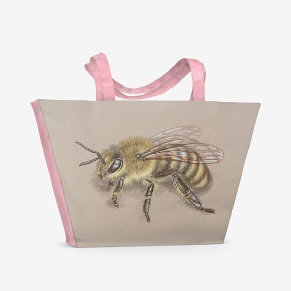 Пляжная сумка «Пчела»